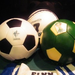 Selection of Sports ball's