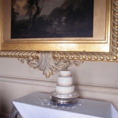 Wedding Cake/Carton House
