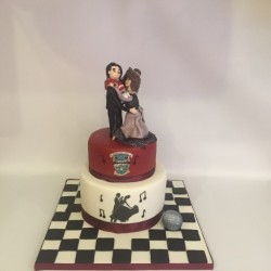 Strictly Come Dancing Cake