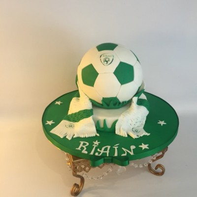 Ireland Soccer ball
