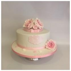 Christening Cake Julia