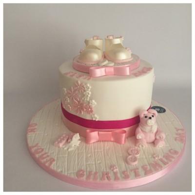 Christening Cake Elsa