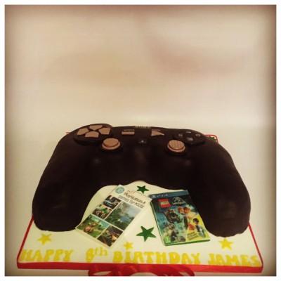 Controller Cake