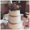 Wedding Cake Rustic