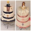 Boy&Girl Communion Cakes