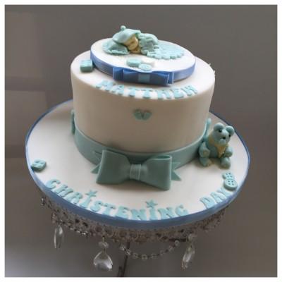 Christening Cake Matthew